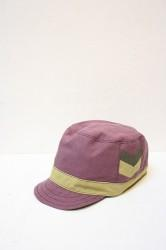 "★SALE40★ 「hug」 ""reversible""Cap -purple-"
