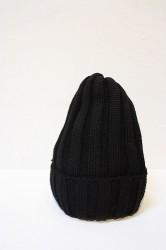 ★SALE50★ 「HIGHLAND2000」 Rib Knit Cap -black-