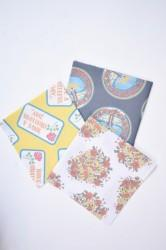 「HAVE A GRATEFUL DAY」grateful day handkerchief
