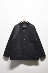 「YOHAKU」denim coach jacket