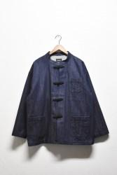 「YOHAKU」denim chaina jacket