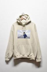 "「o.k.」""virtual insanity"" sweat hoodie (men&lady)"