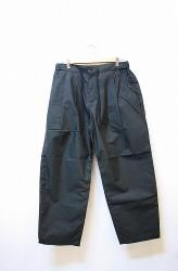 「F/CE.」 WIDE EASY PANTS -black- (mens)