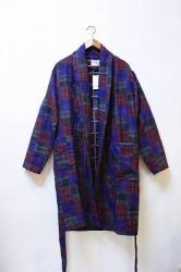 「ReAdd」 patchwork gown Mサイズ (mens&ladys)