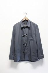 「QUOLT」general Jacket -bluegray-(men)