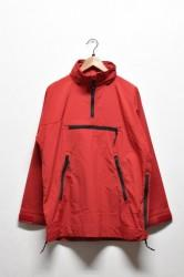 「BURLAP OUTFITTER」 zip up pullover -red- (men)