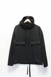 「Mountain Equipment」salvage parka -black- (men)