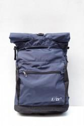 「F/CE.」RN roll top back pack -navy-