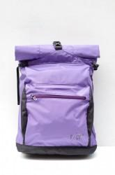 「F/CE.」RN roll top back pack -purple-
