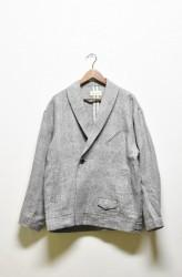 「masterkey」shawl riders jacket -black- (men)