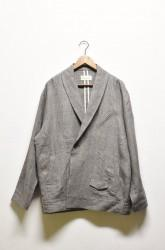「masterkey」shawl riders jacket -beige- (men)