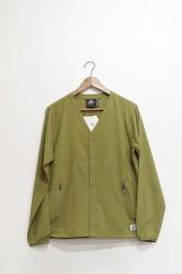 「Mountain Equipment」 Easy Cardigan -olive- (men)