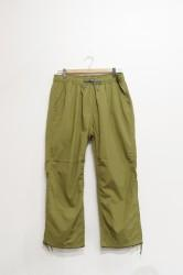 「Mountain Equipment」 Puckering Pants -olive- (men)