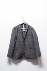 「ARIGATO FAKKYU」tailored jacket -green- (men&lady)