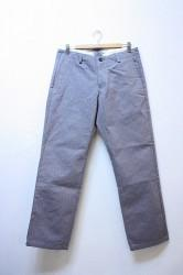 ★SALE30%OFF★「Norah」 Wide slacks -gray- Lサイズ (mens)