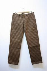 ★SALE30%OFF★「Norah」 Wide slacks -brown- (mens)