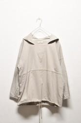 「khakito」france snow parka -grage- (lady)