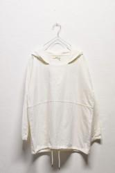 「khakito」france snow parka -white- (lady)