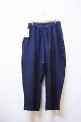 「phateeWEAR」 MASSIVE PANTS -navy- (mens&ladys)