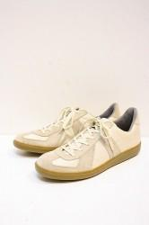 「FICOUTURE」 CORDURA GERMAN TRAINER -ivory- (mens)