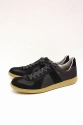 「FICOUTURE」 CORDURA GERMAN TRAINER -black- (mens)
