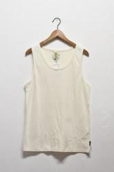 「GO HEMP」fineday tanktop -natural- (men&lady)