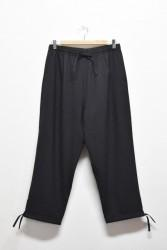 「AXESQUIN」chemical monpe pants -black- (men)