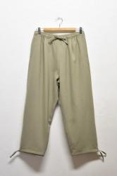 「AXESQUIN」chemical monpe pants -l.olive- (men)