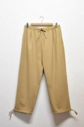「AXESQUIN」chemical monpe pants -beige- (men)