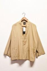 「AXESQUIN」easy hanten cardigan -beige- (men)