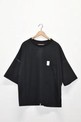 「leh」loose top -black- (men)