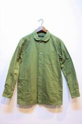 ★SALE40★「modemdesign」 カバーオール -khaki- (mens)
