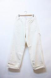 「APACHE」 PAINTER PANTS -natural- (mens&ladys)