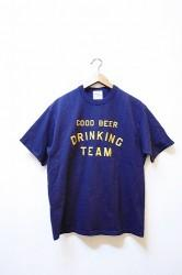 「TACOMA FUJI RECORDS」GOOD BEER DRINKING TEAM-navy-