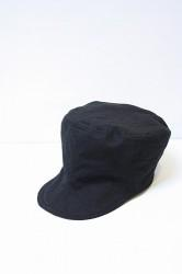 「MOROCCO」 duck cap -black-