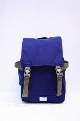 「FICOUTURE」 CANOE BAG     -Navy-