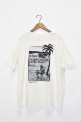 「GO HEMP」chanege the world wide pocket tee