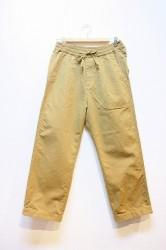 ★SALE40★「usefull」 PASEO PANTS -beige- (mens)