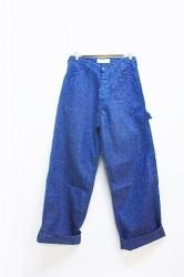 「APACHE」PAINTER PANTS -chambray- (mens&ladys)