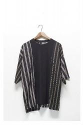 「QUOLT」pullover shirts -black- (men&lady)