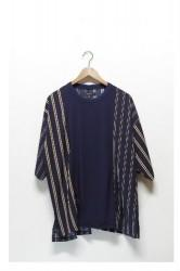 「QUOLT」pullover shirts -navy- (men&lady)