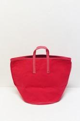 「TACOMA FUJI RECORDS」THE WORKHORSE LABOR BAG -red-