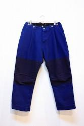 「HiHiHi」 Hi WORK PANTS -indigo- (mens)