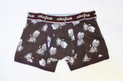 「anapau」BOXER PANTS -pineapple- (mens)