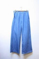 「phateeWEA」 VAGGY PANTS -bleach- (lady)