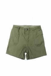 ★30%OFF★「maillot」 military cloth travel short Sサイズ