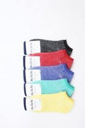 「RoToTo」washi pile socks short (men&lady)