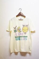 ★SALE40%0FF★「ARIGATO FAKKYU」LIFE WEEDS -natural-