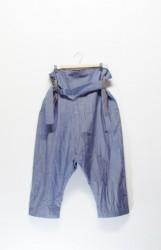 「NEBULAVO」3way big pants (ladys&men)