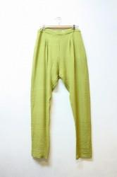 ★40%OFF★「nebulavo」 bamboo 2tac pants -olive-